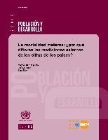 La mortalidad materna: ¿por qué difieren las mediciones externas de las cifras de los países?