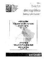 Calendario 1950.America Latina Proyecciones De Poblacion 1950 2025 Latin