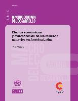 Efectos económicos y macrofiscales de los recursos naturales en América Latina