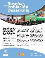 Reseñas sobre Población y Desarrollo 13: Segunda Reunión de la Conferencia Regional sobre Población y Desarrollo de América Latina y el Caribe