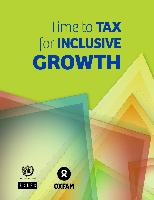 Time to tax for inclusive growth