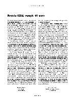 Revista CEPAL cumple 40 años