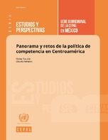 Panorama y retos de la política de competencia en Centroamérica