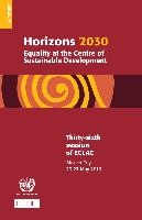 Horizons 2030: Equality at the centre of sustainable development. Summary