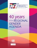 40 years of the regional gender agenda