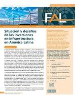 Situación y desafíos de las inversiones en infraestructura en América Latina