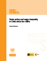 Trade policy and wage inequality in Chile since the 1990s