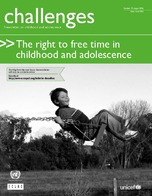 The right to free time in childhood and adolescence