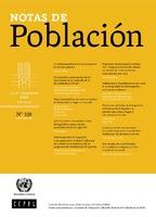 Notas de Población Vol. 43 N° 103