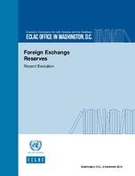 Foreign Exchange Reserves. Recent Evolution