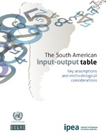 The South American input-output table: Key assumptions and methodological considerations