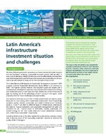 Latin America's infrastructure investment situation and challenges