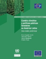 Cambio climático y políticas públicas forestales en América Latina: una visión preliminar