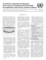 Network for Cooperation in Integrated Water Resource Management for Sustainable Development in Latin America and the Caribbean No. 45
