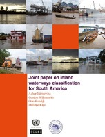 Joint paper on inland waterways classification for South America