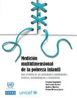 Medición multidimensional de la pobreza infantil: una revisión de sus principales componentes teóricos, metodológicos y estadísticos