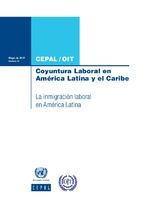 Coyuntura Laboral en América Latina y el Caribe: la inmigración laboral en América Latina