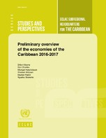Preliminary overview of the economies of the Caribbean 2016-2017