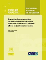 Strengthening cooperation between telecommunications operators and national disaster offices in Caribbean countries