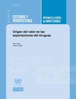 Origen del valor en las exportaciones del Uruguay