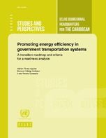 Promoting energy efficiency in government transportation systems: A transition roadmap and criteria for a readiness analysis