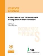 Análisis estructural de la economía nicaragüense: el mercado laboral