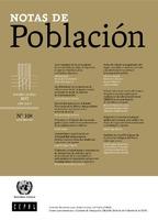 Notas de Población Vol. 44 N° 104