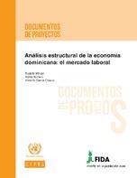 Análisis estructural de la economía dominicana: el mercado laboral