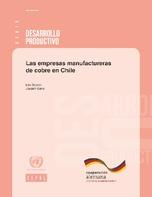 Las empresas manufactureras de cobre en Chile