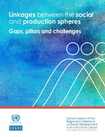 Linkages between the social and production spheres: Gaps, pillars and challenges