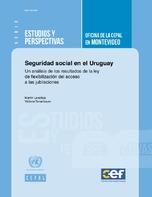 Seguridad social en el Uruguay: un análisis de los resultados de la ley de flexibilización del acceso a las jubilaciones