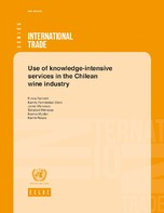 Use of knowledge-intensive services in the Chilean wine industry