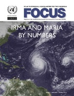 Irma and Maria by numbers