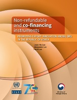 Non-refundable and co-financing instruments: Promoting export innovation among SMEs in the Republic of Korea