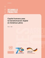 Capital humano para la transformación digital en América Latina