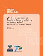 ¿Cuál es el alcance de las transferencias no contributivas en América Latina? Discrepancias entre encuestas y registros