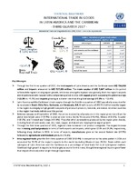 Statistical Bulletin: International Trade in Goods in Latin America and the Caribbean - third quarter 2017 - 29