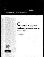 Cooperación en política de competencia y acuerdos comerciales en América Latina y el Caribe (ALC)