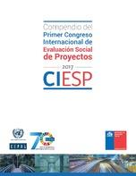 Compendio del Primer Congreso Internacional de Evaluación Social de Proyectos