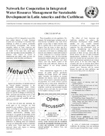 Network for Cooperation in Integrated Water Resource Management for Sustainable Development in Latin America and the Caribbean No. 48