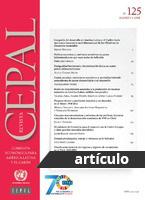 Geografía del desarrollo en América Latina y el Caribe: hacia una nueva taxonomía multidimensional de los Objetivos de Desarrollo Sostenible