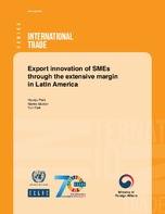 Export innovation of SMEs through the extensive margin in Latin America
