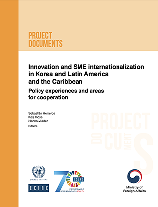 Innovation and SME internationalization in Korea and Latin America and the Caribbean: Policy experiences and areas for cooperation