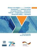 Alianza estratégica entre la Comisión Económica para América Latina y el Caribe (CEPAL) y el Ministerio Federal de Cooperación Económica y Desarrollo (BMZ) de Alemania