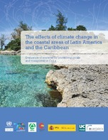 The effects of climate change in the coastal areas of Latin America and the Caribbean: evaluation of systems for protecting corals and mangroves in Cuba