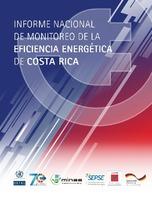 Informe nacional de monitoreo de la eficiencia energética de Costa Rica