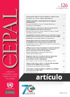 Clases sociales, sectores económicos y cambios en la estructura social chilena entre 1992 y 2013