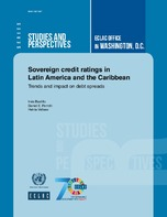 Sovereign credit ratings in Latin America and the Caribbean: Trends and impact on debt spreads