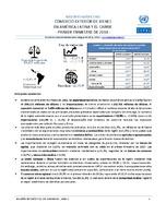 Boletín estadístico de comercio exterior de bienes en América Latina y el Caribe. Primer trimestre de 2018 (Nro. 31)