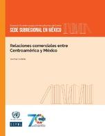Relaciones comerciales entre Centroamérica y México